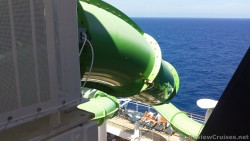 Twisting green water slide of the Norwegian Epic.jpg
