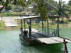 River ferry to Xunantunich Excursion.jpg