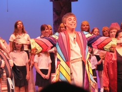 Joseph in  the Amazing Technicolor Dreamcoat by the West Allis Players on the NCL Sun.jpg