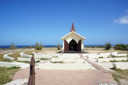 Small Church built in 1750 Chapel of Our Lady of Alto Vista in Aruba.jpg