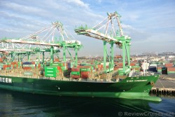 Evergreen Ever Conquest Container Ship at Port of Los Angeles.jpg