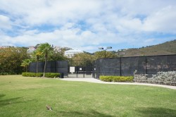 Tennis courts at Yacht Haven Grande in St Thomas.jpg