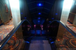 Escalator of Skywalkers Night Club Sapphire Princess.jpg