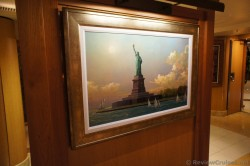 Statue of Liberty art aboard Sapphire Princess.jpg