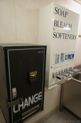 Use Coins to Buy Soap Bleach & Softners at Sapphire Princess Laundromat.jpg