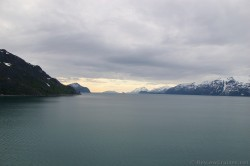 Cruise ship in the distance in Glacier Bay.jpg