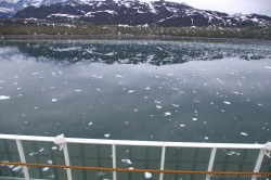 Ice chunks in Glacier Bay viewed from cruise ship.jpg