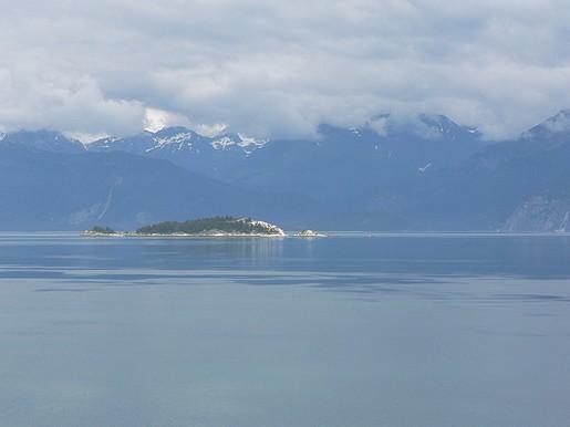 Glacier+Bay+Alaska+viewed+from+Cruise+Sh