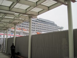 Peek of Cruise Ship Outside of Baltimore Maryland Cruise Port.jpg