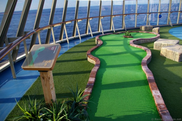 Carnival Pride Hole 6 On Miniature Golf Course Jpg Hi Res 1440p Qhd