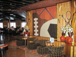Chairs & Wall decor of Perfect Game Sports Bar Carnival Pride.jpg
