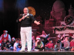 Carnival Pride Captain Vito Giacalone speaks on stage.jpg