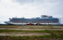 Sapphire Princess full port side view docked in Ensenada.jpg