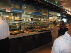 Freedom of the Seas Buffet Pasta Section.jpg