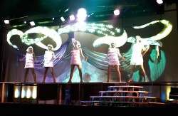 Dancers for a show on the Carnival Elation cruise ship.jpg