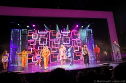 Norwegian Getaway Legally Blonde Cast perform during the Welcome Aboard show.jpg