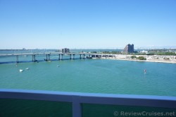 MacArthur Causeway entering Watson Island as viewed from aboard Carnival Breeze.jpg