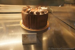 Chocolate Cake from the Coffee Bar Carnival Breeze.jpg