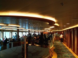 The Grand Princess buffet dining room on the Lido Deck.jpg