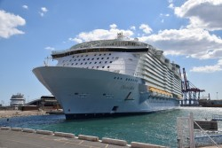 Royal Caribbean Oasis of the Seas Picture Gallery