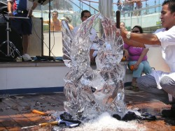 Ice Carving on Deck 9 of the Carnival Conquest.jpg
