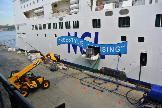 Norwegian Gem re-supplying at New York City.jpg