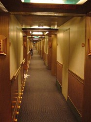 Verandah Deck Passage way on the Carnival Conquest.jpg