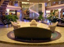 Crystal Symphony Atrium as viewed from the reception desk on Crystal Deck.jpg