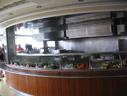One of the buffet areas on board the Celebrity Century.jpg