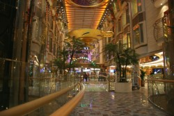 The huge Promenade area of the Independence of the Seas.jpg