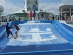 Surfing platform Flowrider aboard the Independence of the Seas.jpg