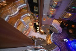 Looking down the elevators of the Independence of the Seas.jpg