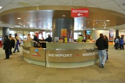 Help Desk inside Humphrey Donnelly III Newport Gateway Transportation and Visitors Center Rhode Island.jpg