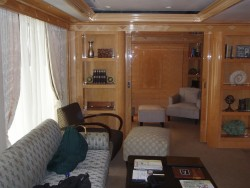 Walt Disney Suite cabin aboard the Walt Disney Suite cruise ship.jpg