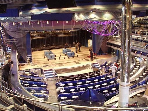 Carnival Splendor Theatre Being Built Jpg