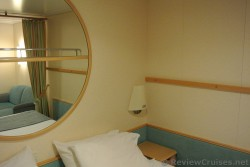 Mirror & Light next to bed Interior Cabin Royal Caribbean Explorer of the Seas.jpg