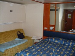 NCL Sun - Inside Stateroom 2
