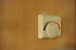 Analog Thermostat of Royal Caribbean Explorer of the Seas Inside Cabin.jpg