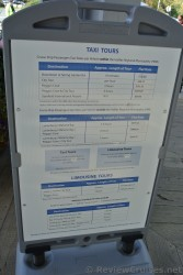 Taxi and Limousine Tours fee schedule in Halifax.jpg