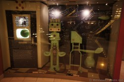 Retro Robot display outside of Studio B Explorer of the Seas.jpg