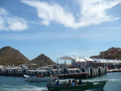 View of a pier in Cabo San Lucas.JPG