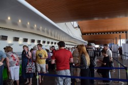 Barcelona Cruise Terminal Check-in Line.jpg
