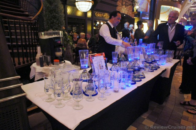 Light-Up Drink Glasses for Sale aboard Oasis of the Seas.jpg