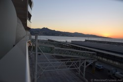 Crew preparing Gangway from Cruise Ship to Port of Malaga.jpg