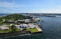 Port Everglades Water Channel with view of a Marina and Warehouses.jpg