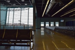 Seating Area inside Oasis-class Ship Terminal of Port Everglades.jpg