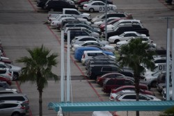 Parked Cars at Bayport Cruise Terminal Houston.jpg