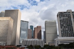 Stock Image of Houston Skyscrapers in Downtown.jpg