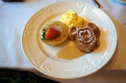 Disney Cruise Line Food Picture Gallery