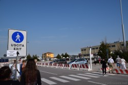 Direction to Exit Port of Venice Cruise Terminal.jpg